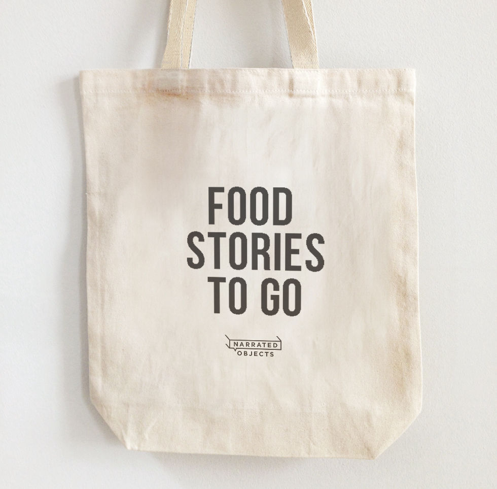 Food Stories to Go