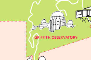 P-22 map Observatory