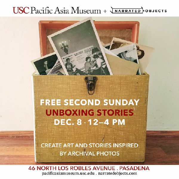 Free Second Sunday: Unboxing Stories